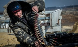 Battle for Donetsk continues amid failed talks of ceasefire